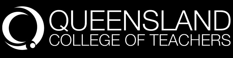Queensland College of Teachers logo